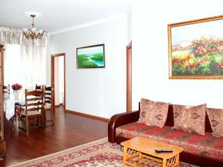 2 Bedroom apartment at Bukhar Zhyrau Towers, Almaty