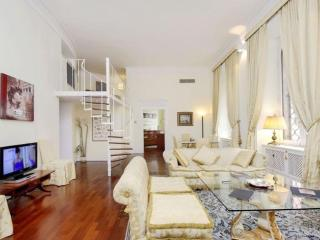 Spacious City Centre Popolo apartment in Borghese-Parioli with WiFi, airconditioning & lift., Rom
