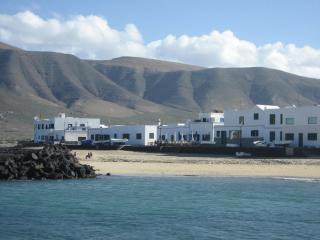 Absolute beachfront home, Lanzarote, Famara