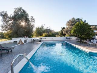 Magica casa payesa con piscina y sin vecinos, Santa Eulalia del Río