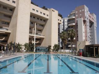 3 bedroom apartment at the Sea And Sun building on, Tel Aviv
