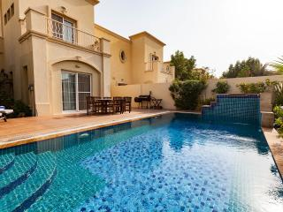 Premium 4 Bed Villa | Private Heated Pool | BBQ | Medlock Villas Dubai