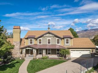 SLC Lake/Mountain Views, Central to 10 Ski Resorts, Salt Lake City