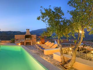 Villa Idi: pure relaxation in the heart of Crete