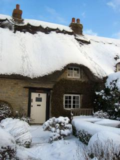 Snow at Little Thatch
