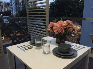 Near CBD/2 Bedrooms/Cozy apartment, Singapur