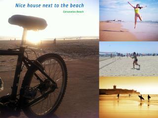 Nice house sleeps near beach, Carcavelos