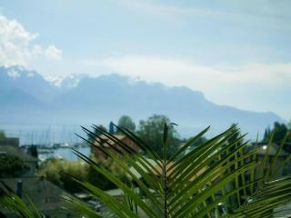 près du Léman, Montreux