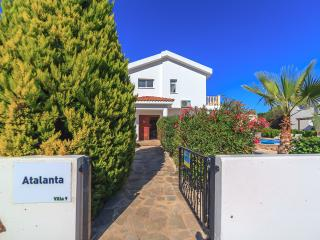 VILLA ATALANTA IN CORAL BAY