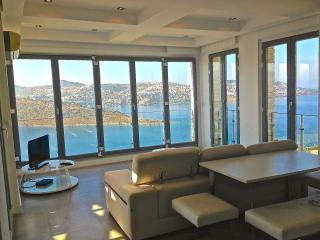 Luxury Residence with panoramic sea view, Gundogan