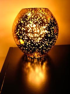 Golden Color Lamp