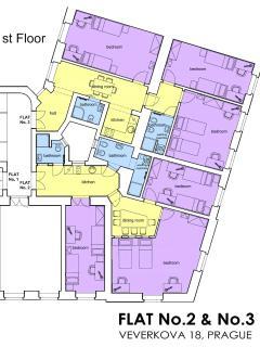 ground plan 1st floor
