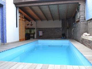 Chalet con piscina privada climatizada, WIF gratis, Barbacoa, Tenerife sur
