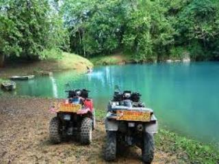 many excursions available, all can be booked with property manager