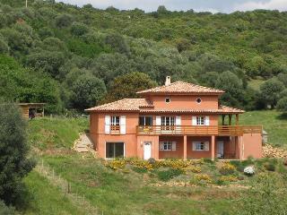 LES JARDINS de PRATAVONE ( Porto-Pollo Corse Sud), Serra-di-Ferro