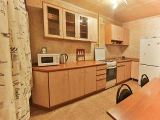 Apartment in Moscow #1370, Novosibirsk