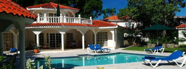 LIFESTYLE 5 bedroom Villa in PUERTO PLATA