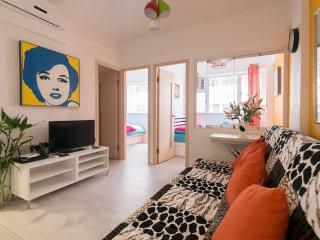 New Reno/Cozy 3 Bdrm/Easy access/Element 圓方/Austin/Kln Center/China Ferry Pier, Hong Kong