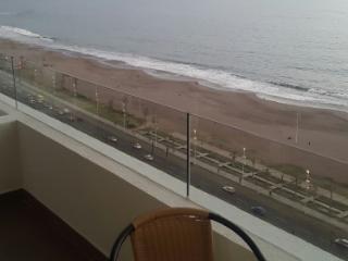Terraza y Vista al Mar