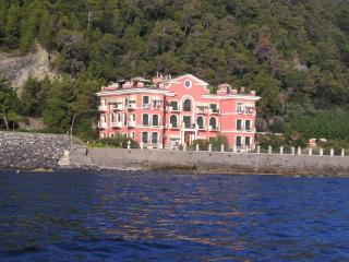 Attico con terrazza in villa sul mare di Portofino, Chiavari