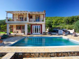 Astonishing Panoramic Sea View Villa Near Melisani, Karavomilos