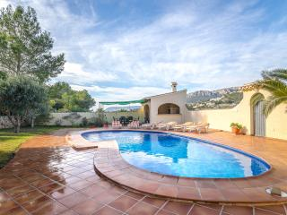 Calpe villa Los Jasmines - Peaceful and privacy