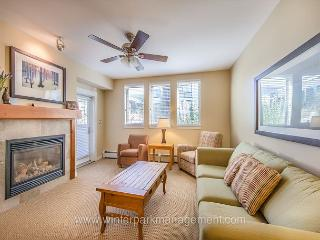 Beautiful 2 bedroom Fraser Crossing unit at base of Winter Park Resort!!!!, Littleton