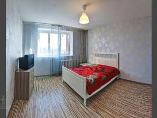 Apartment in Novosibirsk #675, Moskau