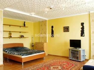 Apartment in Novosibirsk #779, Moscow