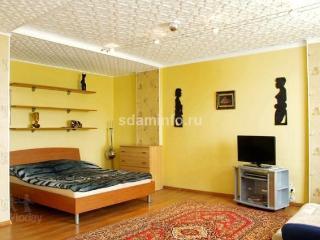 Apartment in Novosibirsk #779, Moscú