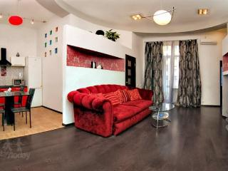 Apartment in Minsk #851, Moscou