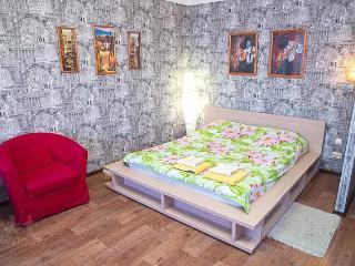 Apartment in Krasnoyarsk #1011, Moskau