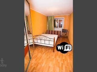 Apartment in Krasnoyarsk #1447