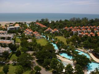 Panoramic seaview from balcony