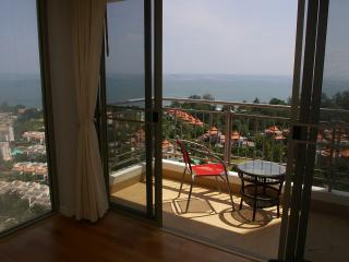 Beachfront Duplex Penthouse Seaview Condo