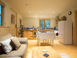 Sitting room / kitchen