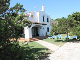 Casa para 8 personas en Cap d'Artruix (Ciutadella
