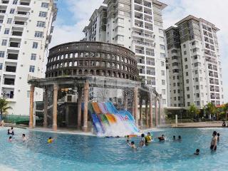Studio-Bayou Lagoon Park Resort - Studio-Jacuzzi, Kampung Bukit Katil