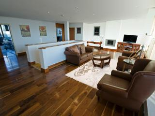 Most Central Dublin Penthouse: Sleeps 8!, Dublín