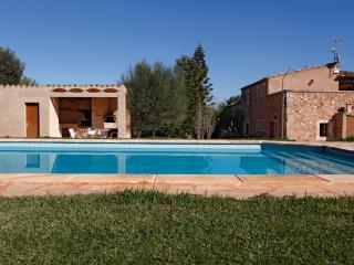 Es Figueral, nice house  with private pool, Cas Concos