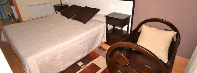 dormitorio y cuna