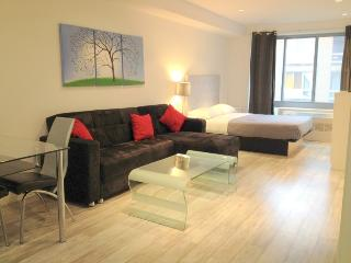 Great looking furnished studio in Midtown., New York City