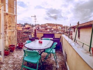 Borgo San Jacopo Penthouse, Florence