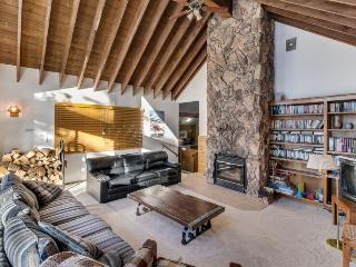 Dog-friendly chalet with a private sauna, close to three ski resorts!, Soda Springs