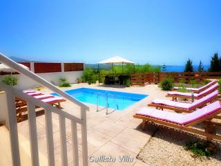 Callista - Modern Villa With Pool In Coral Bay, Pafos
