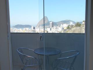 1 bedroom penthouse with veranda and fabulous view, Río de Janeiro