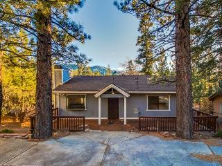 Relax in style at this cozy cabin for nine, Big Bear Region