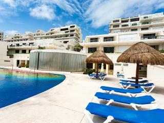 Villas Marlin studio in the heart of cancun's H\'o