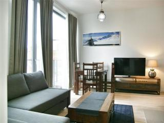 Spacious La Monnaie 5A apartment in Brussel centrum with WiFi & privéterras.