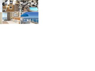 Luxury self catering 3 bedroom apartment, Bantry Bay